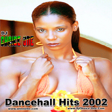 CD Cover (Dancehall)
